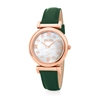 Mod Princess Big Case Leather Watch