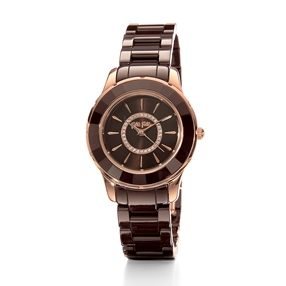 Beautime Medium Case Ceramic Bracelet Watch-