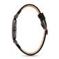 Mod Princess Big Case Leather Watch -