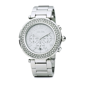 Beautime Big Case Bracelet Watch-