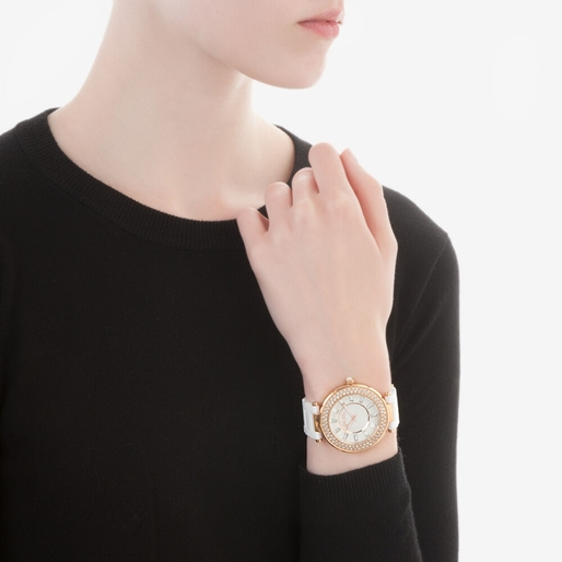Beautime Μεγάλη Κάσα Κεραμικό Ρολόι-