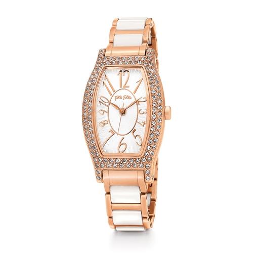 Debutant Oblong Case Bracelet Watch -
