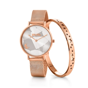 Stargaze Set Medium Case Bracelet Watch-